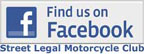 Find Us On Facebook Street Legal Motorcycle Club